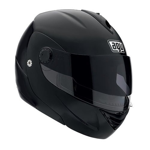AGV Miglia Modular II Helmet - 2X-Large/Flat Black by AGV