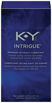 K-Y Intrigue Premium Personal Lubricant 2.75 oz (Quantity of 2)