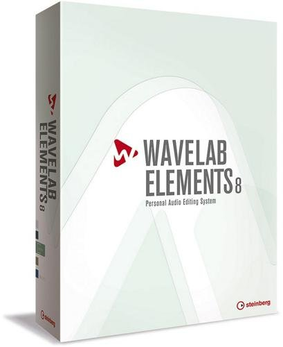 Steinberg Wavelab Elements 8 (Academic)