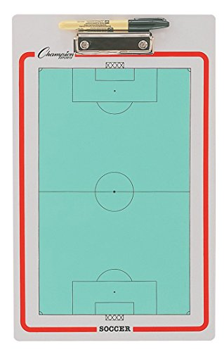 buy Champion Sports Dry-Erase Double Sided Coaches Clipboard for sale