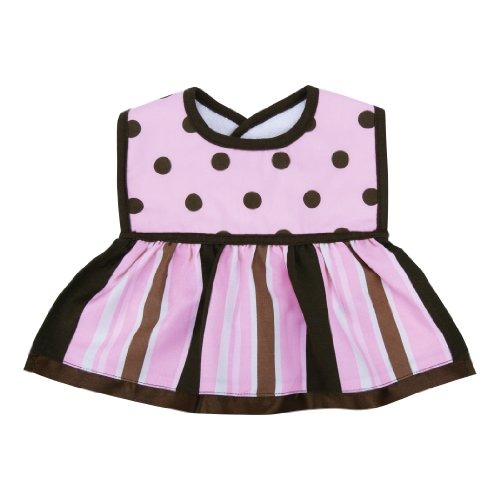Trend Lab Dress Up Bib, Maya