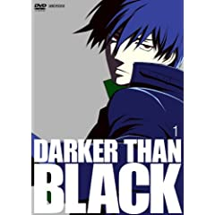 DARKER THAN BLACK-���̌_���- 1 (�ʏ��) [DVD]