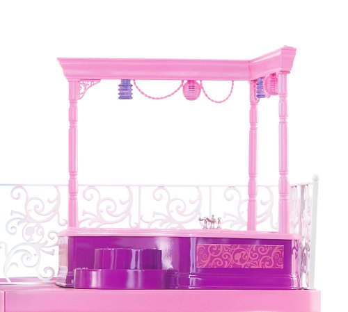 Barbie Pink 3 Story Dream Townhouse Barbie Dollhouses