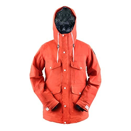 KELLAN(ケラン) JEKI JKT ジェーキ ジャケット スノーボードウェア 710303 オレンジ XXLサイズ