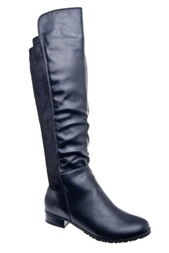 Wanted Pisa Tall Low Heel Bootie