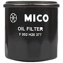Bosch F002H203778F8 High Performance Spin-on Replacement Lube Oil Filter