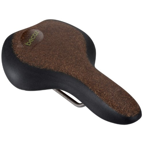 Selle Royal Becoz Athletic Recyclable Cover With Cork, Brown/Black front-370828