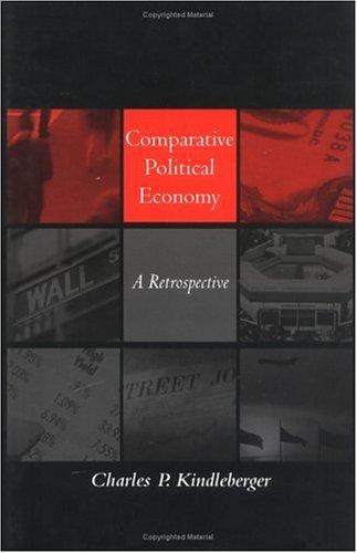 Comparative Political Economy, by Charles P. Kindleberger