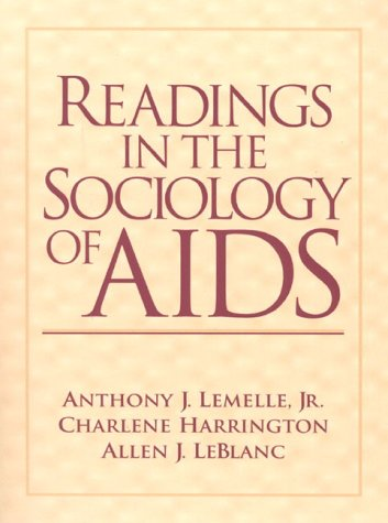 Readings in the Sociology of AIDS
