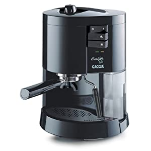 Gaggia 35005 Carezza Espresso Machine, Gray