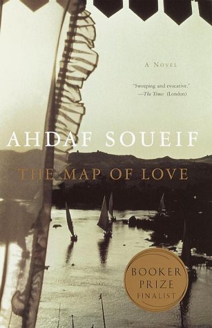 Image for The Map of Love: A Novel