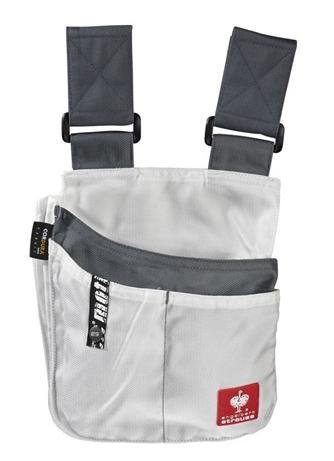 Engelbert Strauss-Motion, bianco borsa da cintura-cintura porta attrezzi