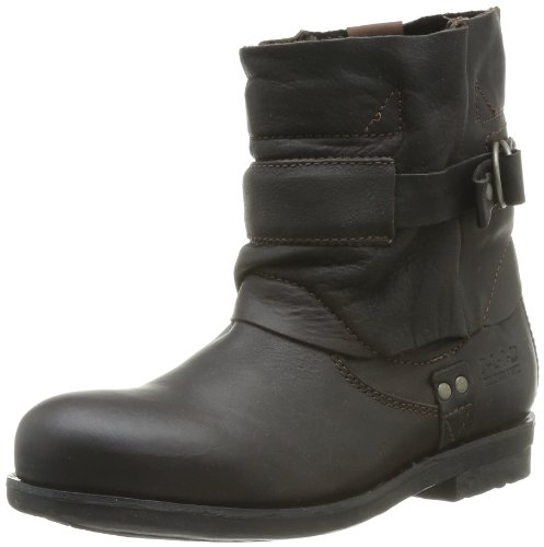 P-L-D-M by Palladium  Demilune Roma,  Stivali donna, Marrone (Marron (Dark Brown)), 40
