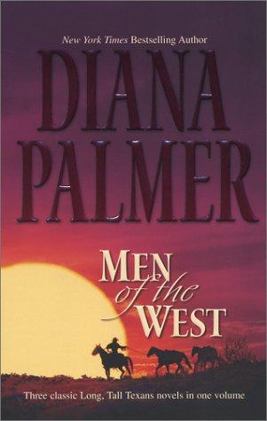Men of the West: Harden/ Evan/ Donavan, DIANA PALMER