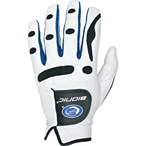 Bionic Mens Performance Grip Golf Glove by Bionic