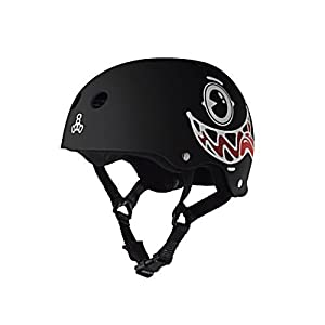 Triple 8 Maloof Special Edition Rubber Helmet by Triple 8