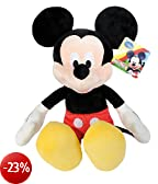 Smoby Nicotoy Peluche Disney 6315878710 - Mickey Mouse, 61 cm