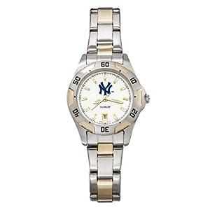 MLB New York Yankees Ladies All-Pro Sports Watch by Logo Art