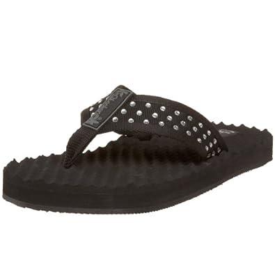 8989eaef3aa5 Skechers Cali Women s Works-Kiss And Run Thong Sandal