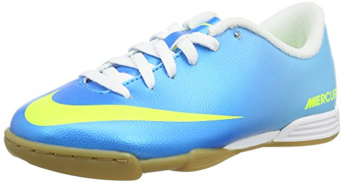 Nike Jr. Mercurial Vortex IC Unisex-Kinder Fußballschuhe