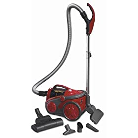 Dirt Devil 082660 Vision Canister Vacuum