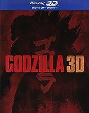 Godzilla (3D) (Ltd Steelbook) (Blu-Ray 3D+Blu-Ray)