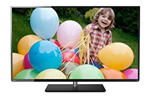 Toshiba 58L1350U 58-Inch 1080p 240Hz LED HDTV (High Gloss Black)