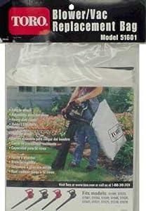 Toro Rake/Vac Replacement Bag Holds 1.5 Bushels from Toro Company The