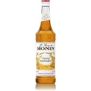 Monin Toasted Marshmallow Syrup, 750 ml.