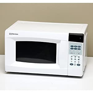 Emerson Rb Mw7300w White Micrwave .7 Digital