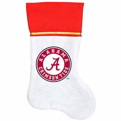 NCAA Alabama Crimson Tide Traditional Stocking at Amazon.com