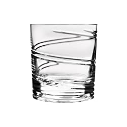 Shtox Sensational Unique Spinning Crystal Whisky Tumbler 320ml Made in Germany (Pw8P)