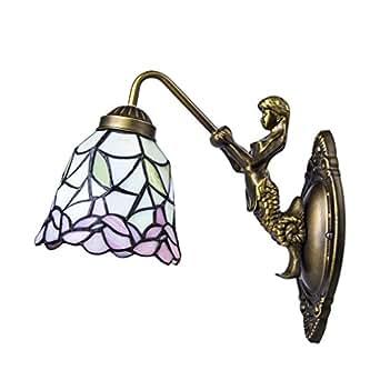 Wall Lamps Tiffany : Tiffany Style Wall Lamp 08001 - - Amazon.com