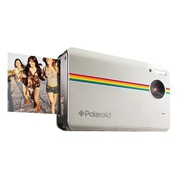 Polaroid Z2300 10 Mpx - Appareil-photo numérique à impression instantanée BLANC