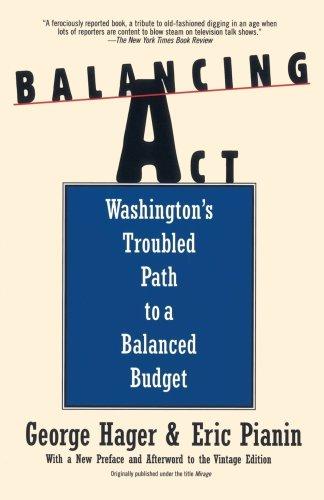 Balancing Act: Washington's Troubled Path to a Balanced Budget