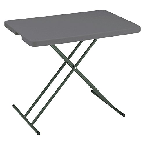 iceberg-65491-indestructible-too-1200-series-resin-personal-folding-table-30-x-20-charcoal