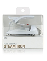 Travel Essentials Steam Iron