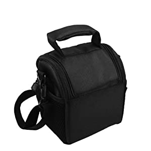 Vktech Camera Case Bag for Nikon Coolpix L120 P7000 P100 P500 L110 P80 P7100 P90 L100