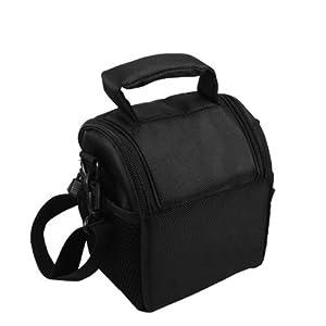 Vktech Camera Case Bag for Nikon Coolpix L120 P7000 P100 P500 L110 P80 P7100 P90 L100