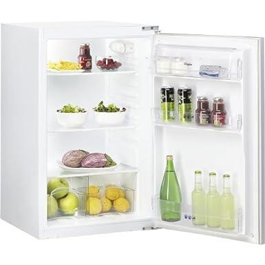 Whirlpool ARG 451/A+ réfrigérateur - réfrigérateurs (Intégré, Blanc, A+, Droite)