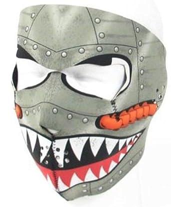 SkulSkinz Warbird Face Mask