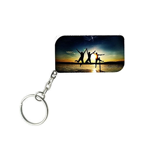Friends Forever | ShopTwiz WOODEN Key Ring