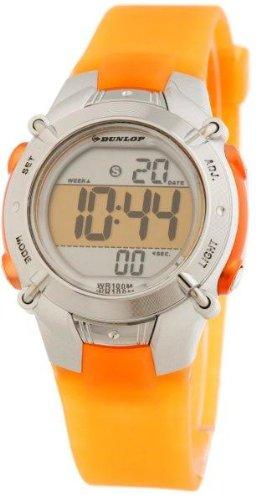 Dunlop Women's Sport Rubber Watch
