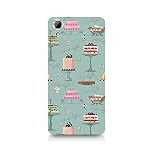 Ebby Sweet Buffet Premium Printed Case For HTC Desire 820