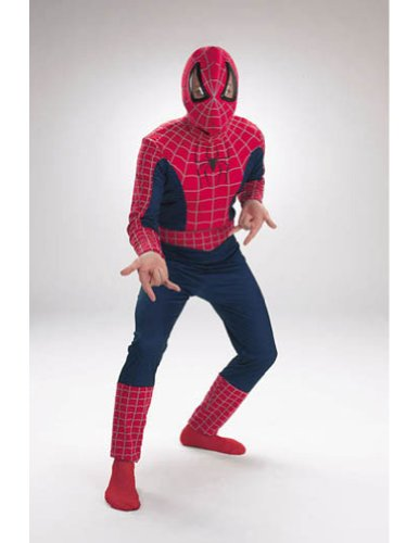 Spiderman Movie 7 To 10 Plus Kids Boys Costume