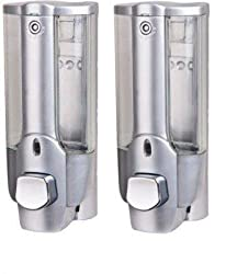 Truphe High Quality Soap Dispenser With Lock Set Of 2