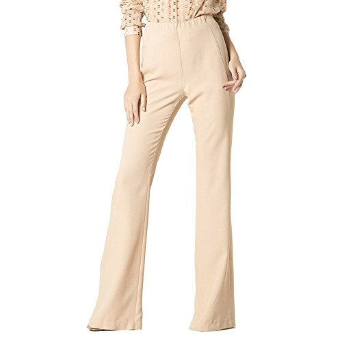 Pantalone Patrizia Pepe donna a zampa in crepe di viscosa - 42