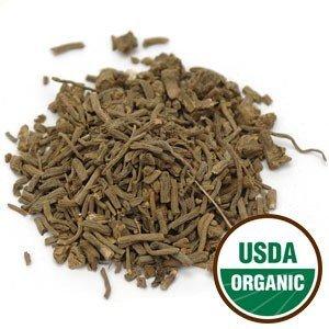 Bulk Herb: Organic Premium Dried Valerian 1 oz.