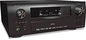 Denon AVR-2808CI 7.1-Channel Multizone Home Theater Receiver (Discontinued by Manufacturer)