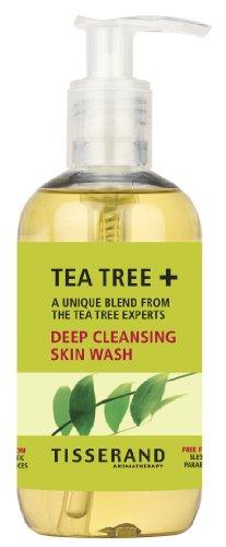 Tisserand Tea Tree + Deep Cleansing Skin Wash